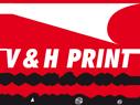 logo Tiskárna V&H Print HLÁVKO, s.r.o.